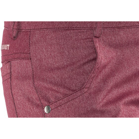 Mammut Massone Pants Women merlot melange